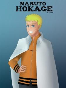 Naruto Hokage Cómic porno