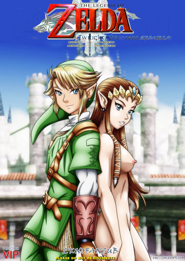 The Legend of Zelda Twilight Palcomix XXX Hentai