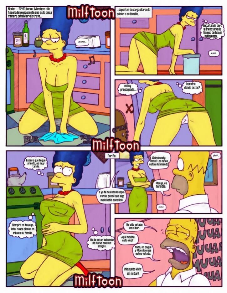 Simpsex Milftoon (Simpson XXX)