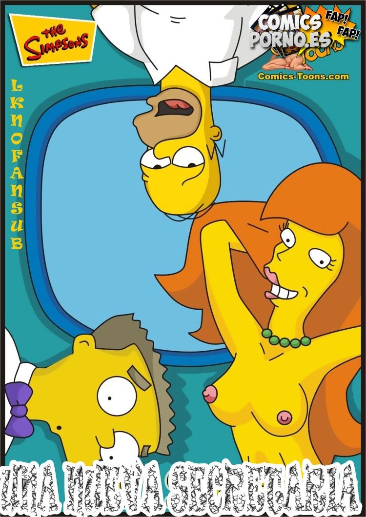 Comic los simpsons porno