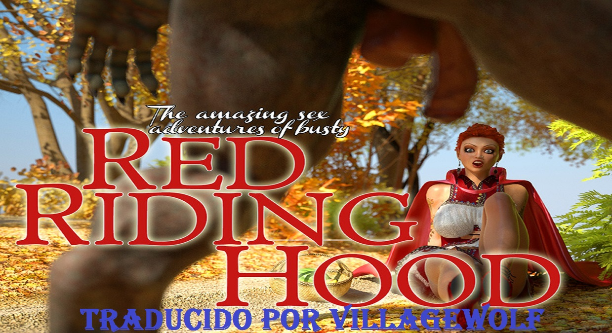 Red Riding Hood Historieta adulta