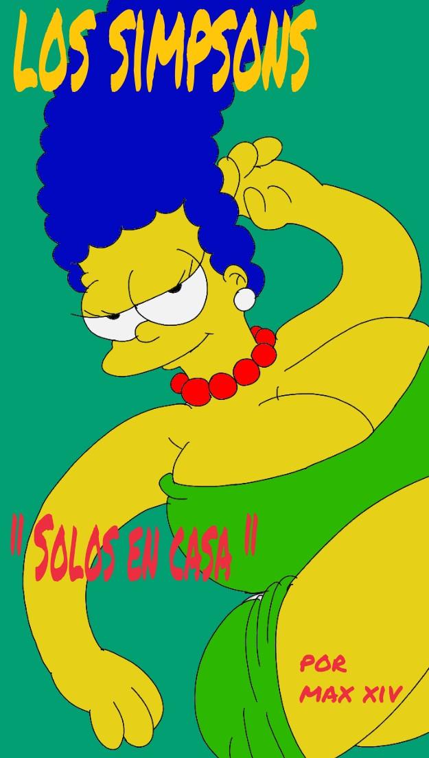 Los Simpsons – Solos en casa XXX