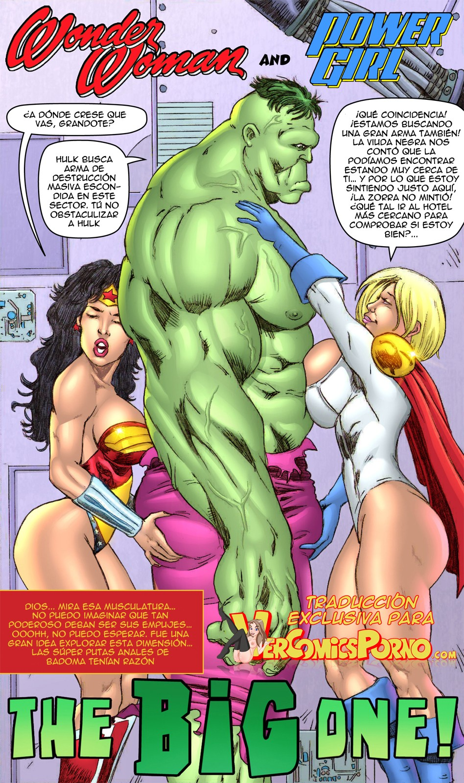 The big one-hulk-mujer Maravill-poderosa 2