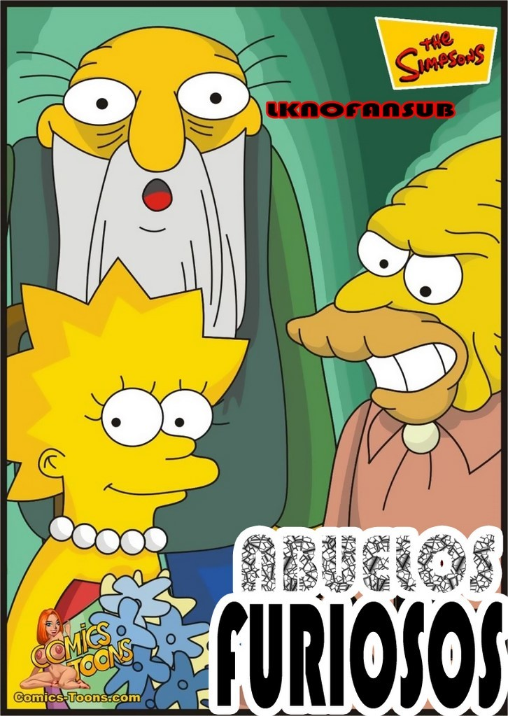 Los Simpsons- Furious Grandparents [Español]