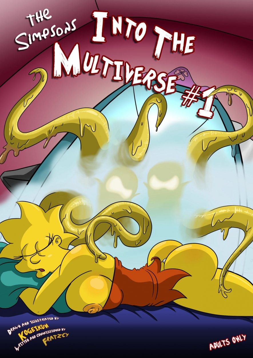 Into the Multiverse the simpsons xxx