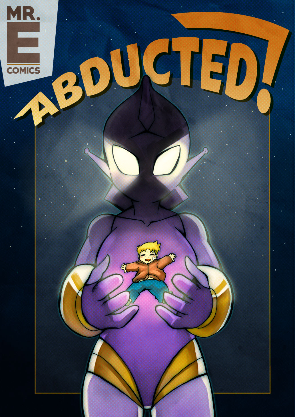 Abducted!- MR.E en Español manga hentai