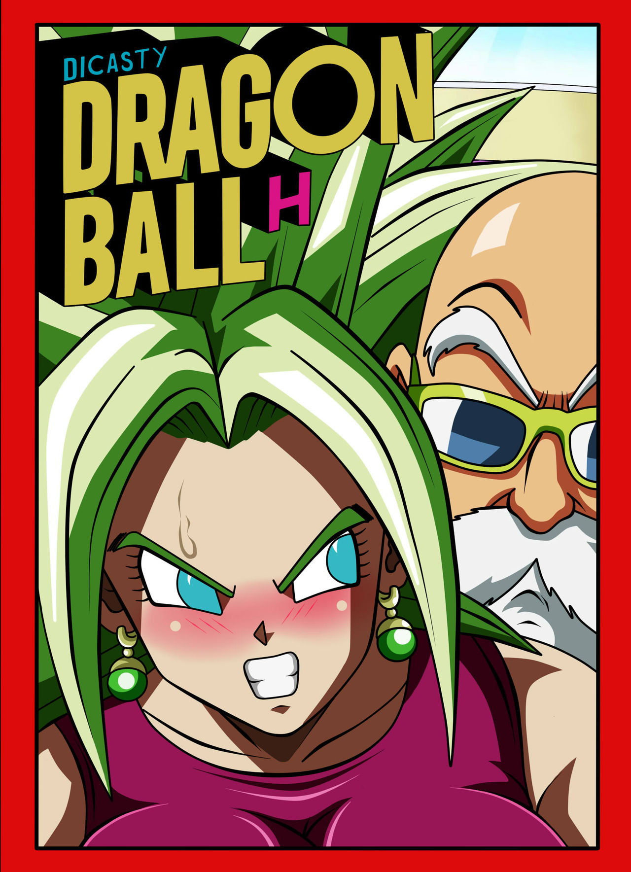 Kefla And The Mafuba – Dragon Ball Super XXX [Dicasty]