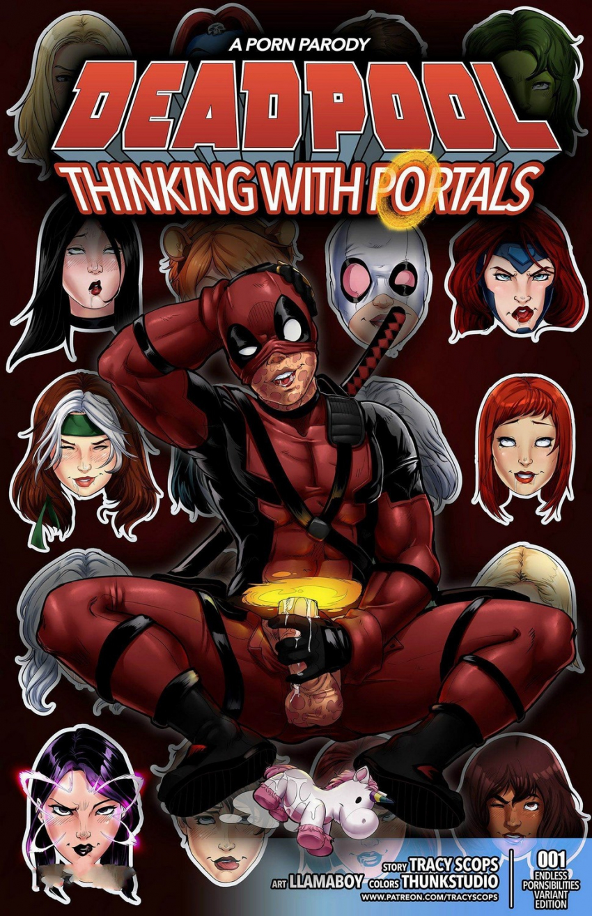 Tracy Scops- Deadpool Thinking With Portals (Español)
