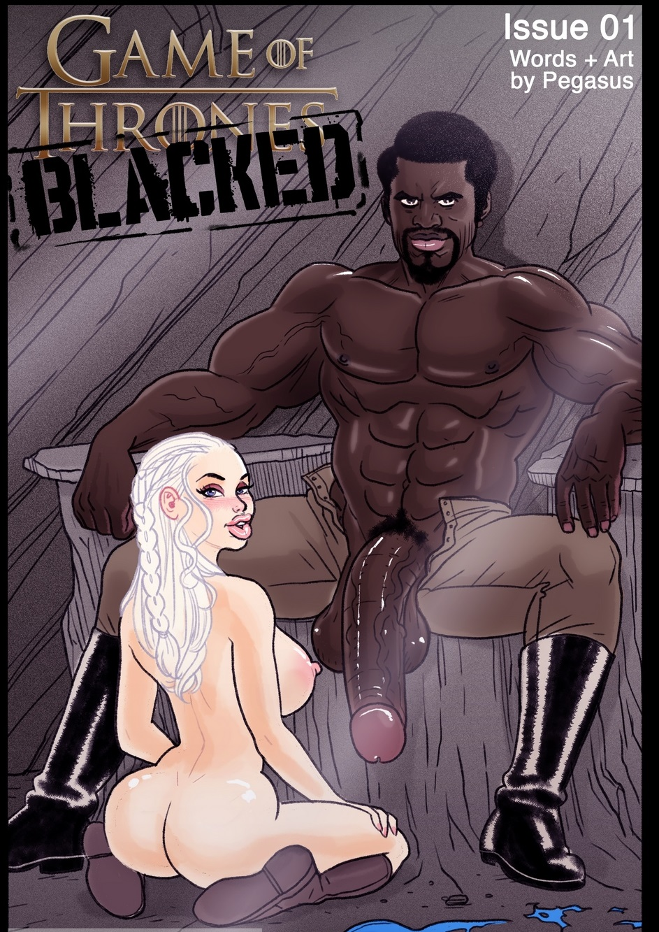 Game of Thrones Blacked- Pegasus Smith xxx (Español)
