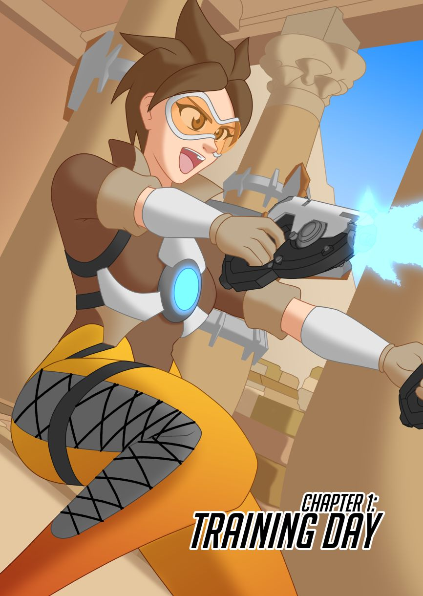 A New Hero – Dimaar (Overwatch xxx)