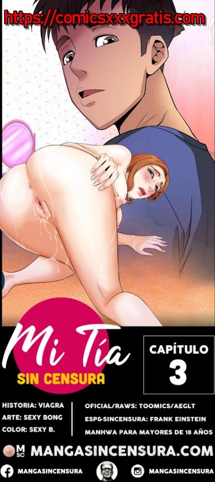 mi tia comic porno 3