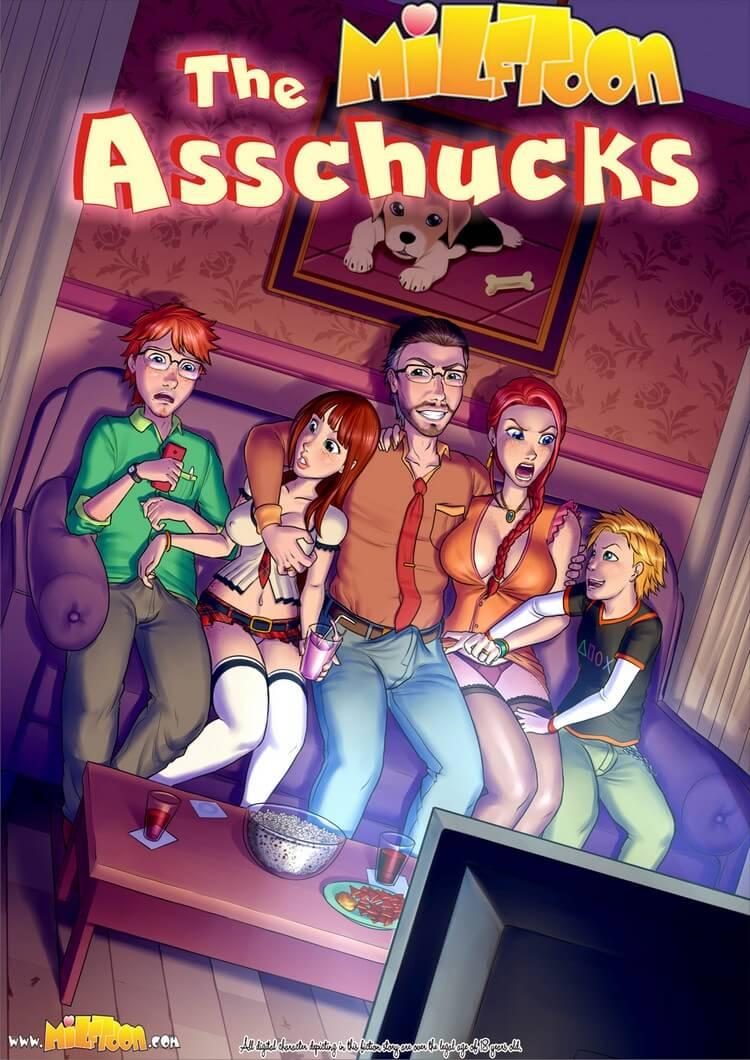 Asschucks 1 – Milftoon traducido