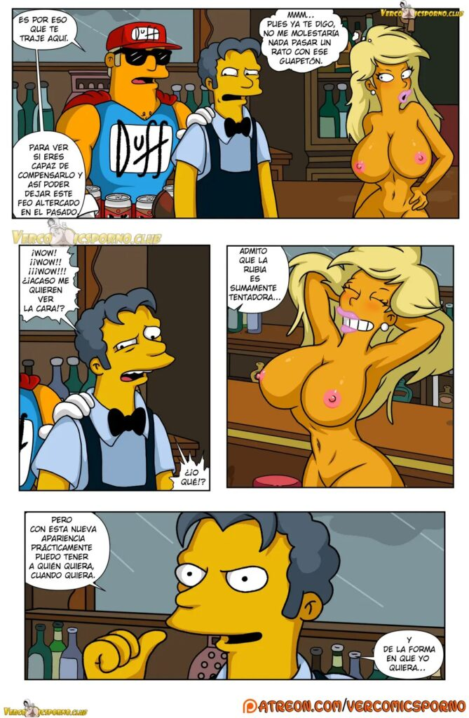 moe simpsons