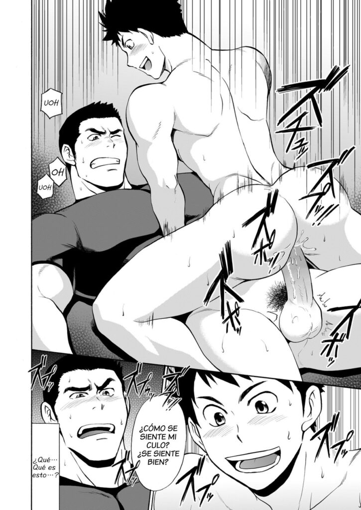 sexo anal gay comic