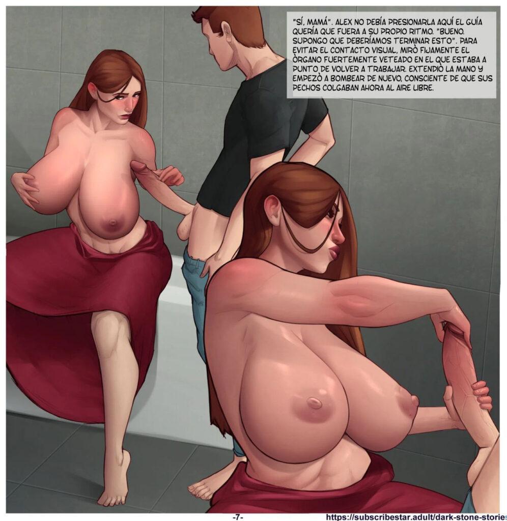 incesto madre hijo
