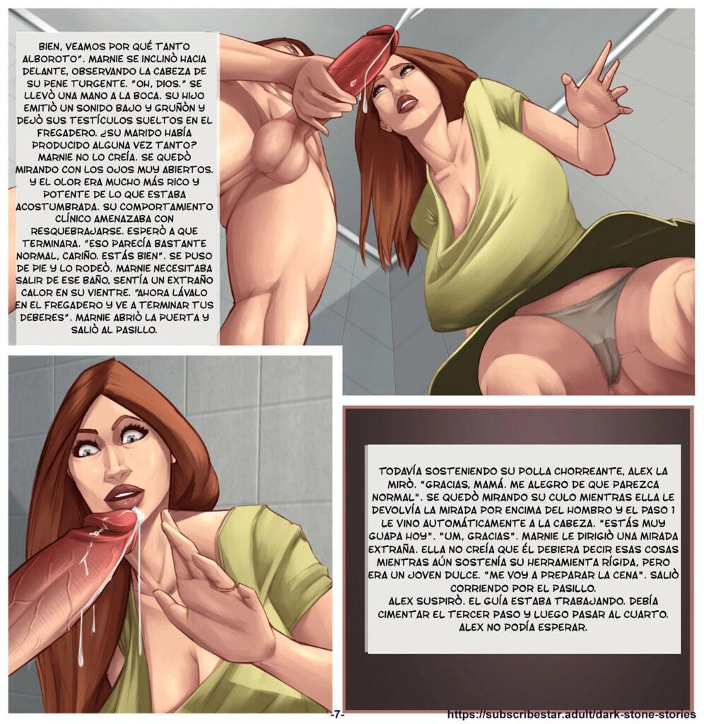 sexo oral incesto